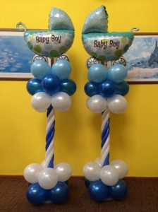 Baby-Boy-Balloon-Decorations