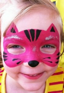 Face-Painting-Cat