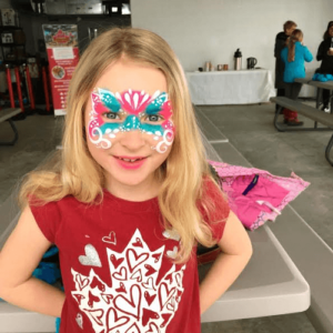 Face-Painting-Princess