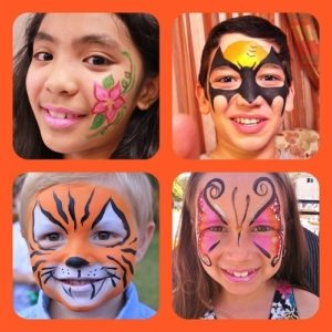 Hired-Face-Painter-Collage-Toronto
