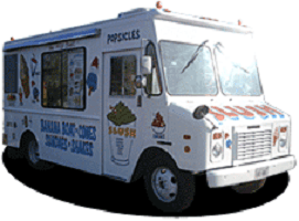 ice cream truck drivers salary