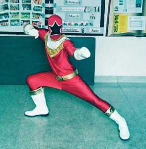 Red-Power-Ranger