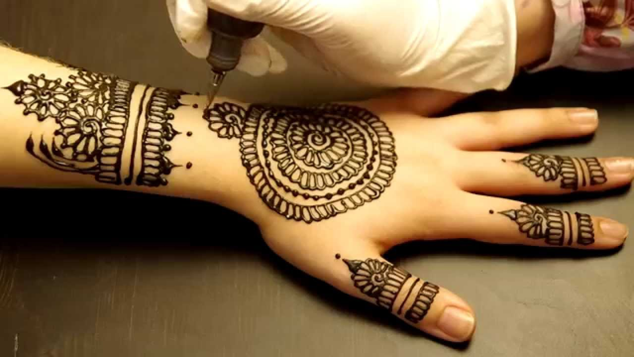Henna Tattoo Toronto : Henna tattoos right choice children s entertainment