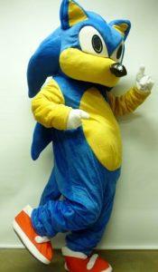 sonic-mascot