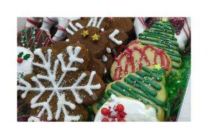 Chrismas Cookies 1