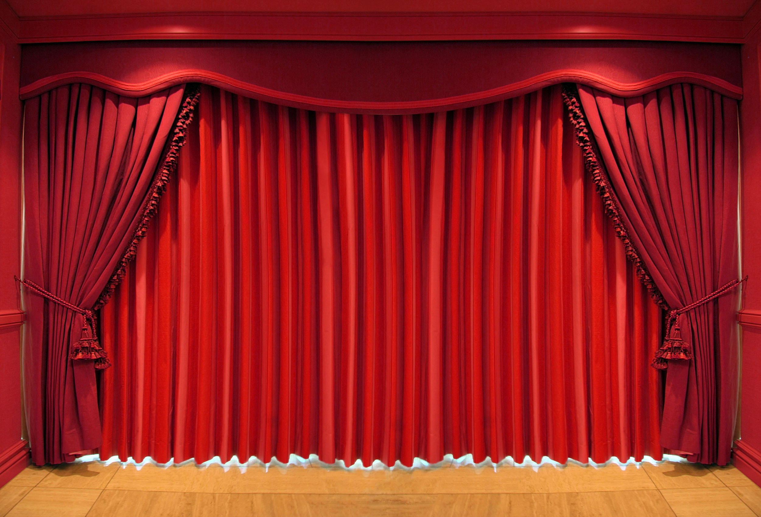 Curtain Backdrops Toronto