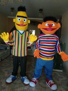 Bert & Earnie
