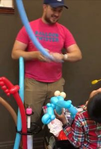 brandon balloon twister