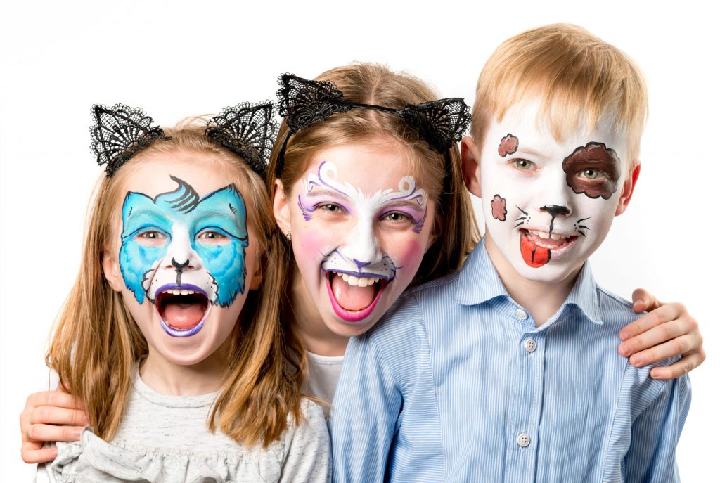Reliable and Friendly Face Painter